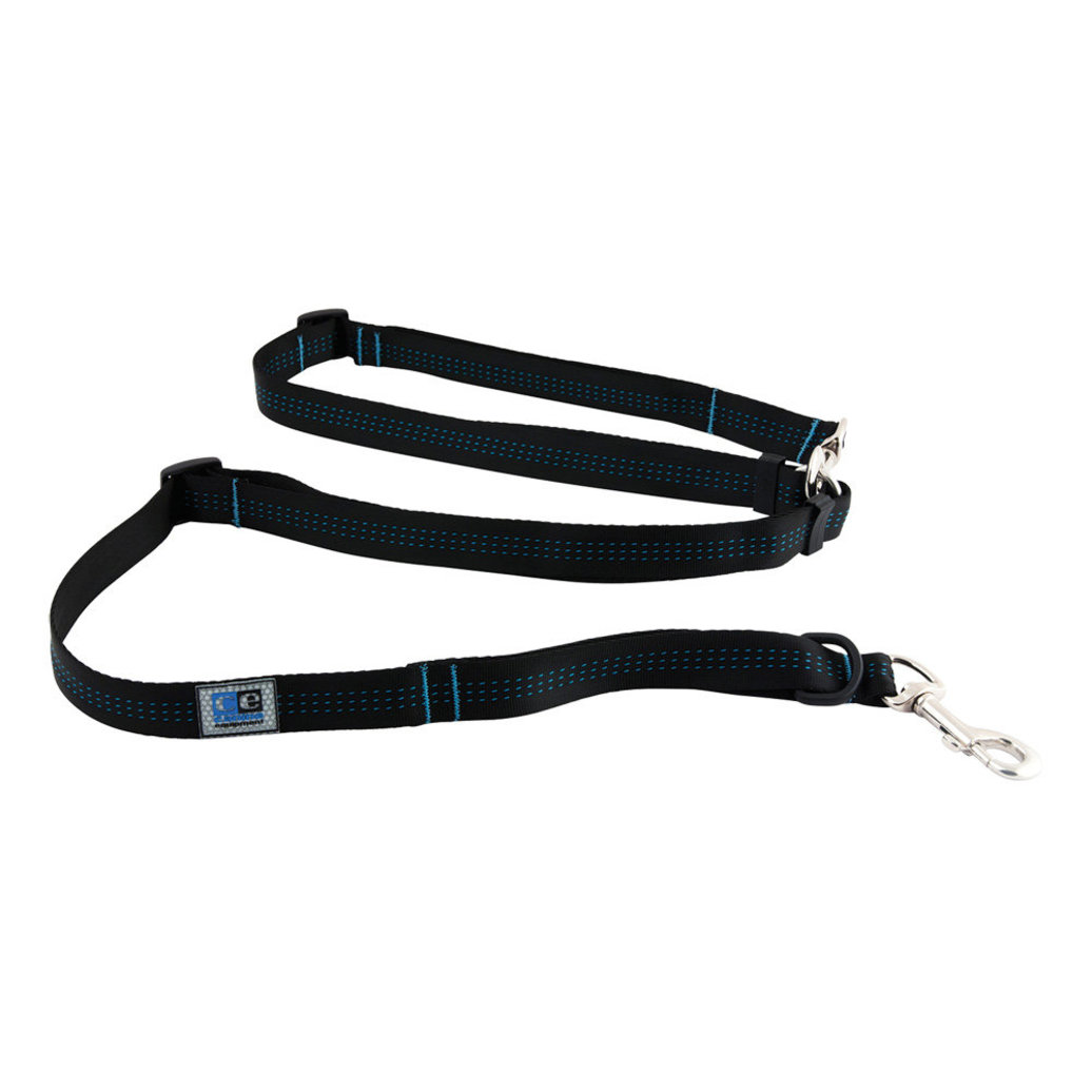 "View larger image of Leash - Beyond Control - Black - 3/4"" Width - 6'"