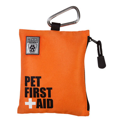 Pocket Pet First Aid Kit - Orange