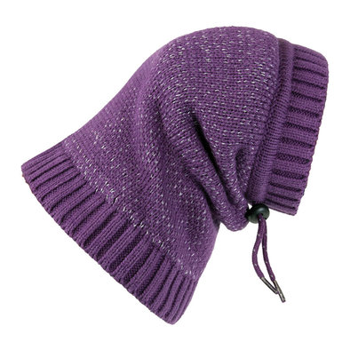 Polaris Snood - Plum/Purple