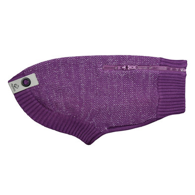 Polaris Sweater - Plum/Purple