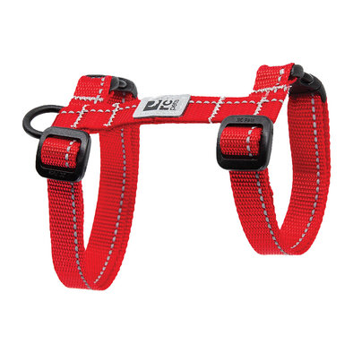 Primary Kitty Harness - Red