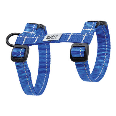 Primary Kitty Harness - Royal Blue