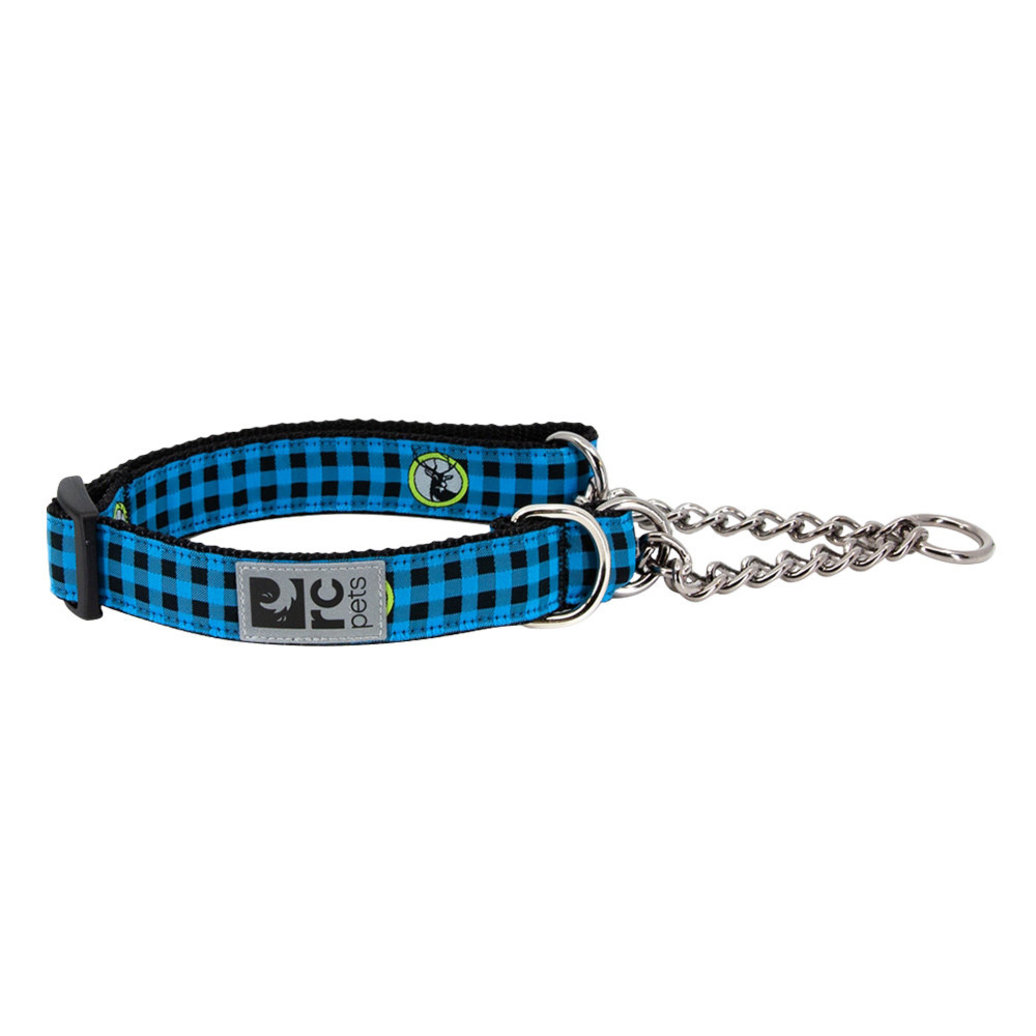 View larger image of Training Collar - Blue Buffalo Plaid
