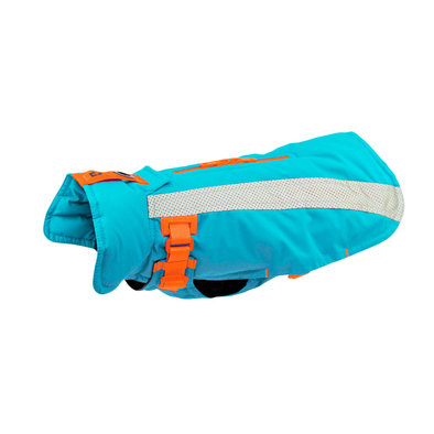 Vortex Parka - Teal/Orange
