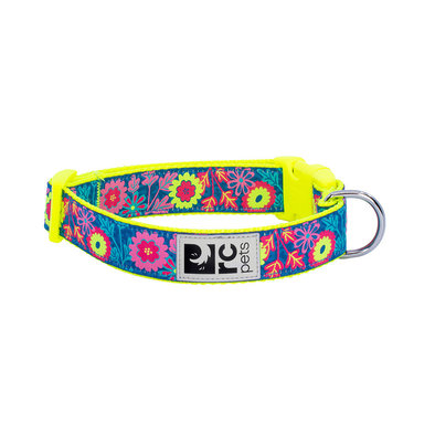 Clip Collar - Flower Power