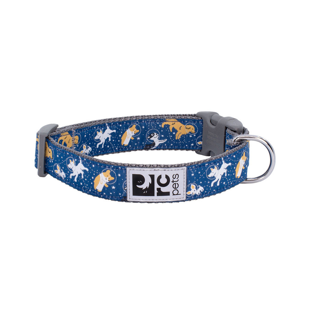 View larger image of Clip Collar - Space Dogs