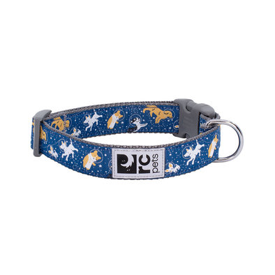 Clip Collar - Space Dogs