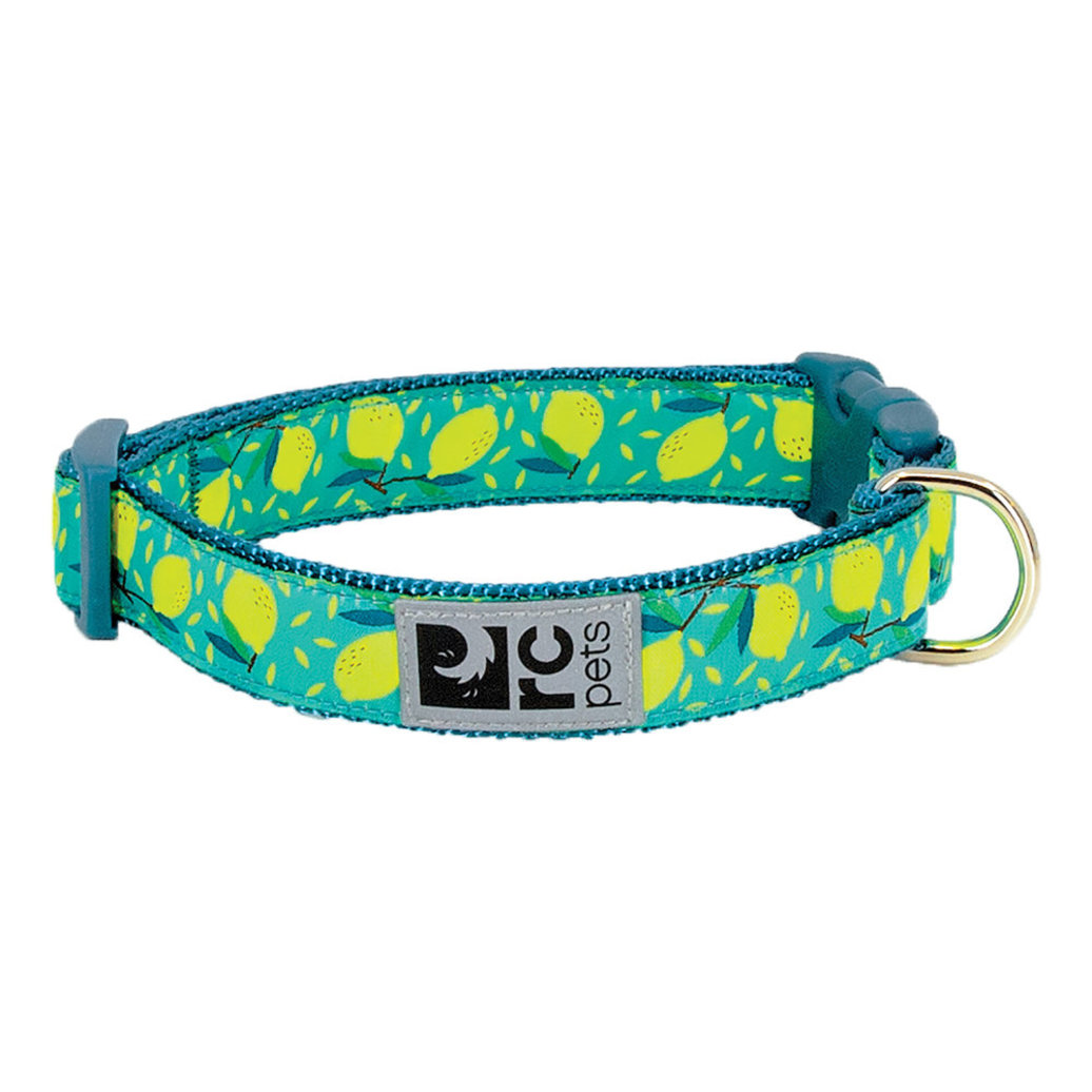"View larger image of Clip Collar - Lemonade - 5/8"" Width"