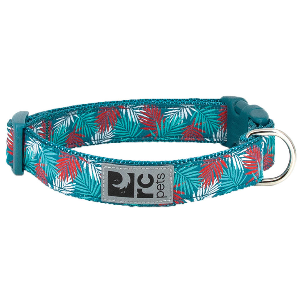 """View larger image of Clip Collar - Maldives - 5/8"""" Width"""