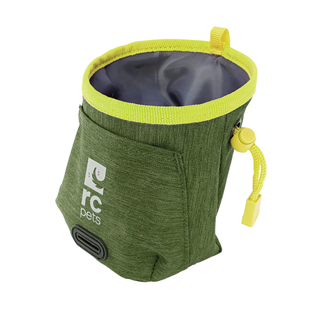 View larger image of Essential Treat Bag - Heather Olive