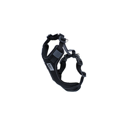 Harness - Moto Control - Black/Grey