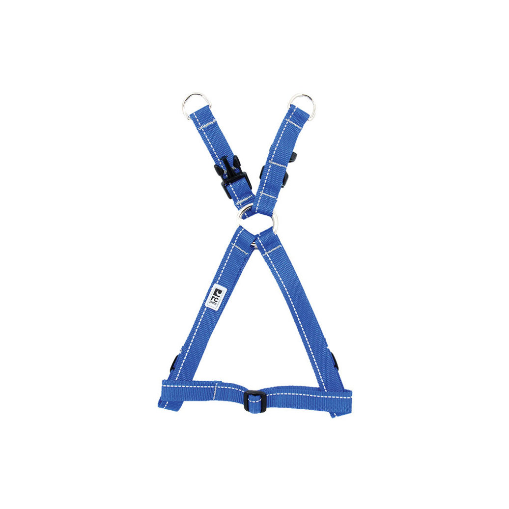 """View larger image of Harness - Step In - Royal Blue - 1/2"""" Width"""