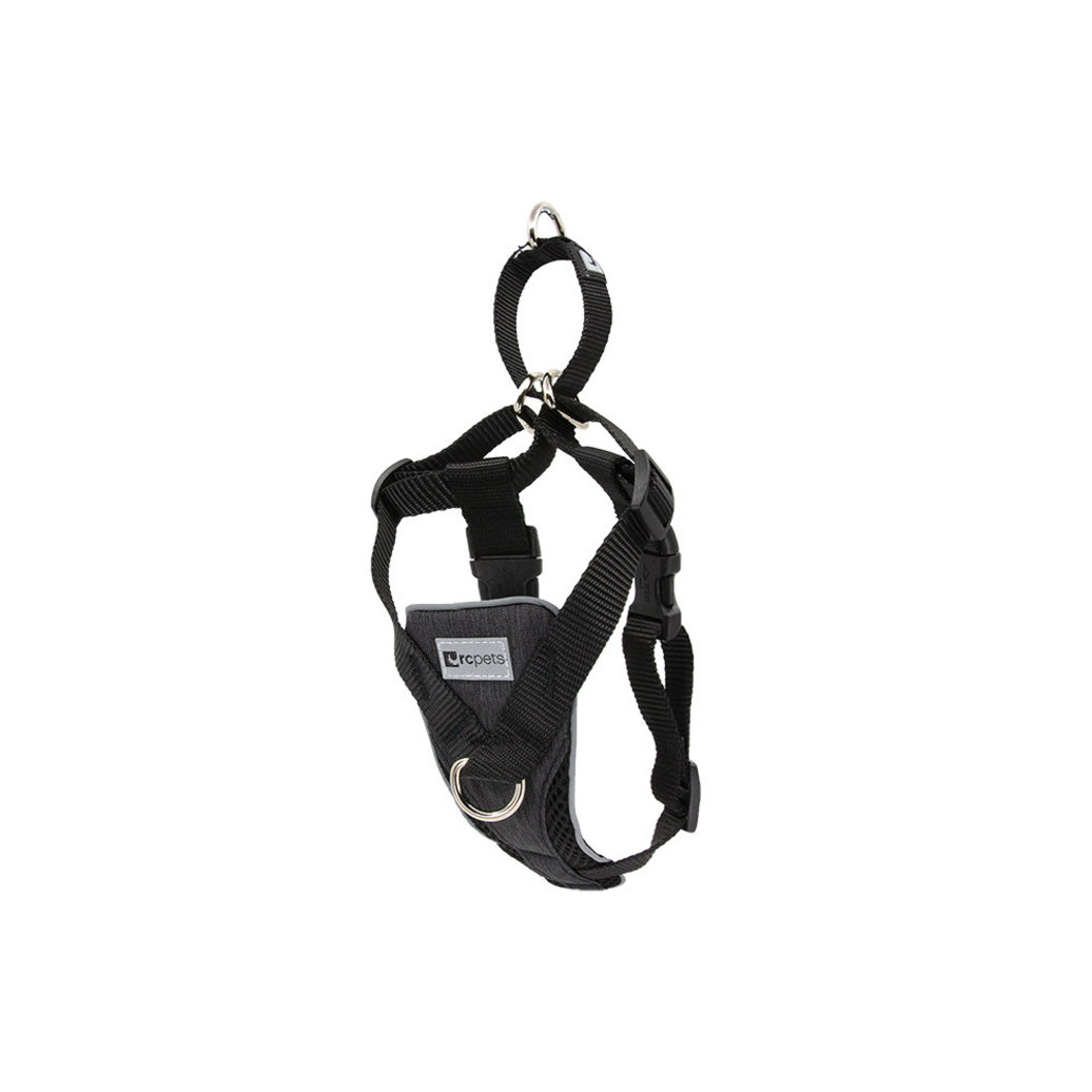 View larger image of Harness - Tempo No Pull - Heather Black