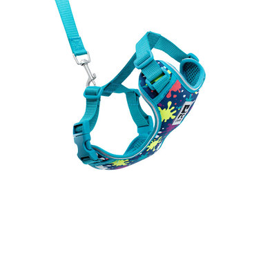 Kitty Adventure Harness - Splatter