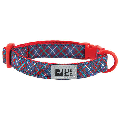 Kitty Breakaway Collar - Navy Tartan