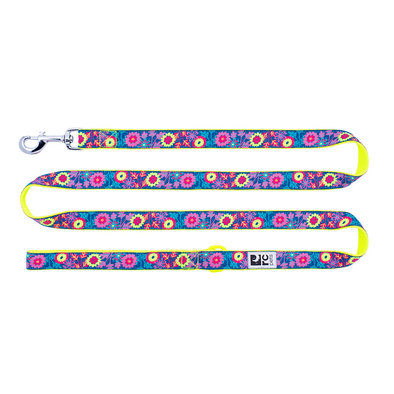 Leash - Flower Power - 6'