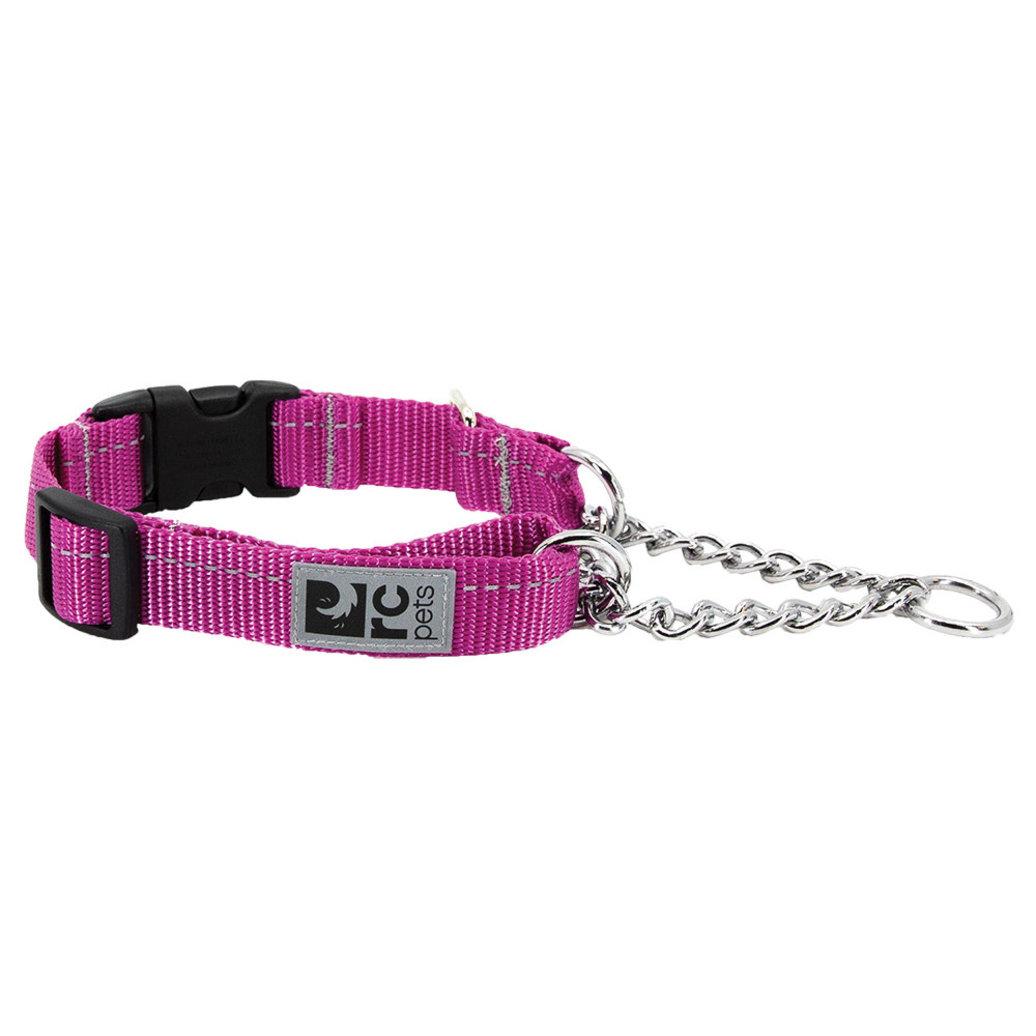 View larger image of Primary Training Clip Collar - Mulberry - 5/8'' Width