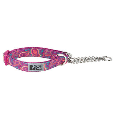 Training Collar - Bright Paisley