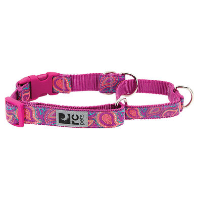 Training Collar - Easy Clip - Bright Paisley