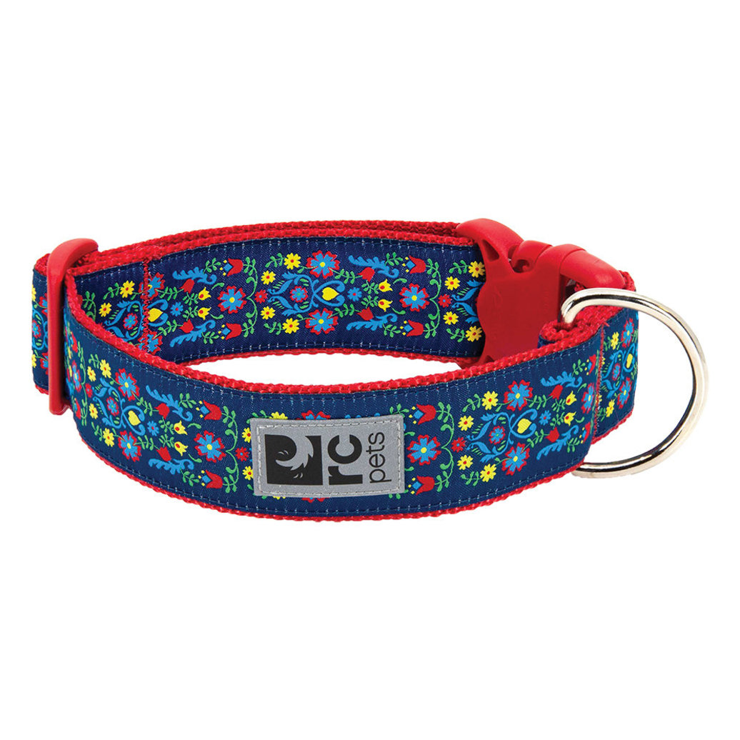 View larger image of Wide Clip Collar - Feeling Folksy
