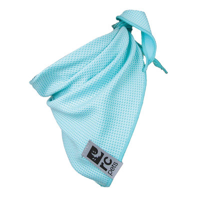 Zephyr Cooling Bandana - Ice Blue