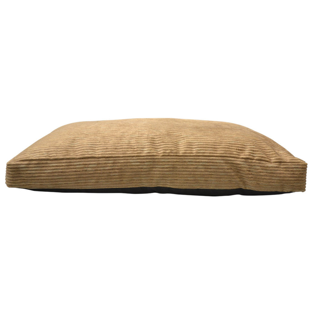 View larger image of Rectangle Bed - Plush Wheat - Large