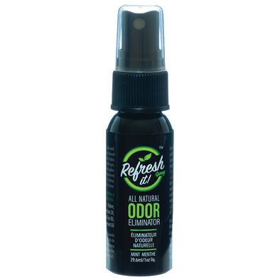 Refresh it! Spray