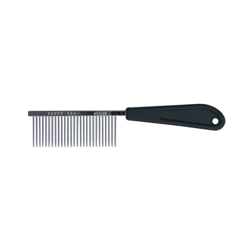 View larger image of #606 Professional Comb - Black Handle