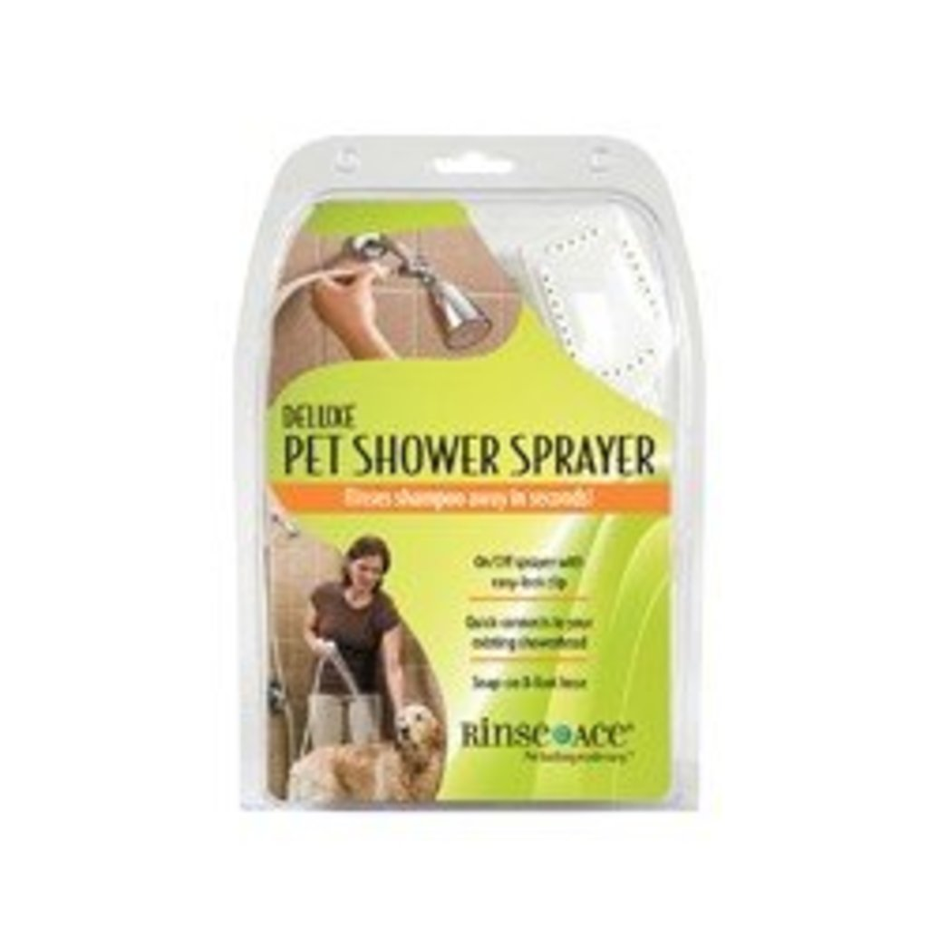 View larger image of Deluxe Pet Shower Sprayer