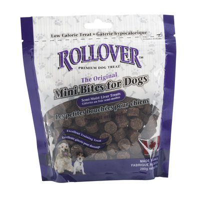 Mini Bites, Original Semi-Soft Liver Treat - 280 g