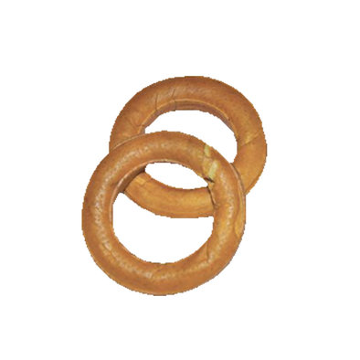 Pressed Porkhide Rings