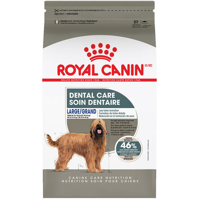 Canine Care Nutrition Dental Large Dog Food