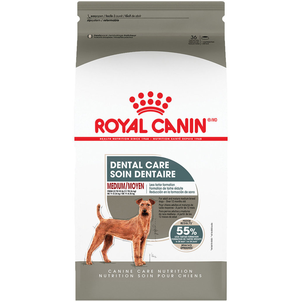View larger image of Canine Care Nutrition Dental Care Adult Medium