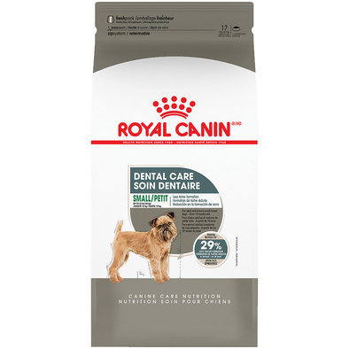 Canine Care Nutrition Dental Care Adult Small