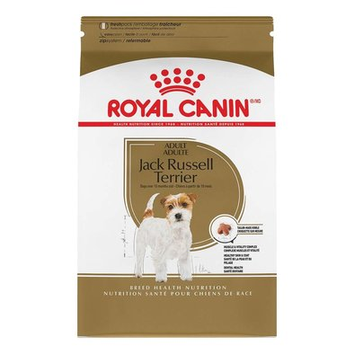 Breed Health Nutrition Jack Russell Terrier Adult