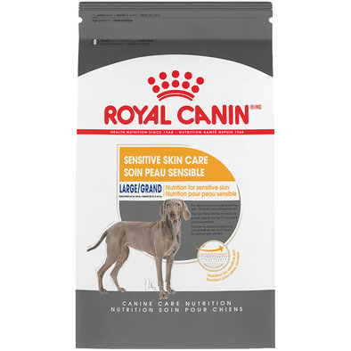 Canine Care Nutrition Sensitive Skin Care Adult Large