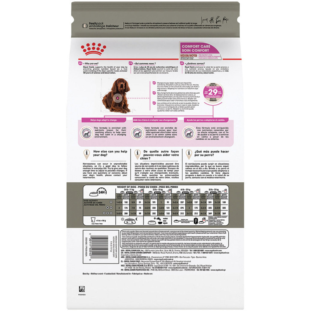 View larger image of Canine Care Nutrition Adult Medium Comfort Care - 13.6 kg
