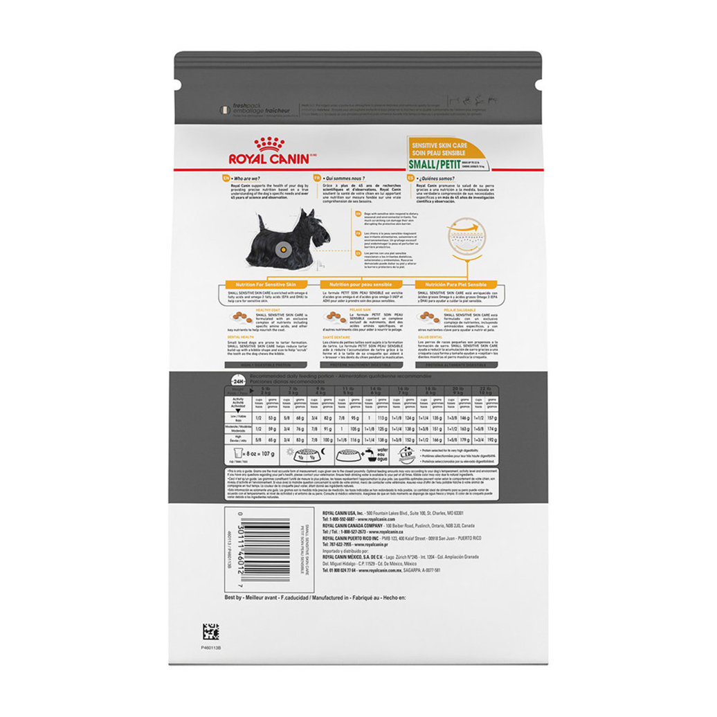 View larger image of Size Health Nutrition Small Sensitive Skin Care - 5.9 kg