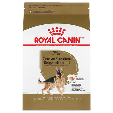 Breed Health Nutrition German Shepherd Adult