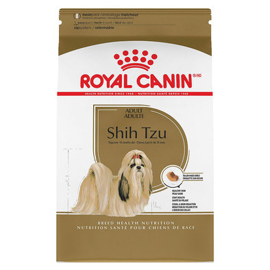 Breed Health Nutrition Shih Tzu Adult