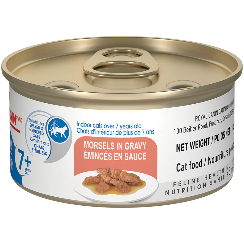 View larger image of Feline Health Nutrition Indoor 7+ Morsels in Gravy Can - 85 g