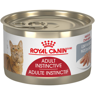 Can, Feline Adult - Instinctive Loaf In Sauce - 145 g