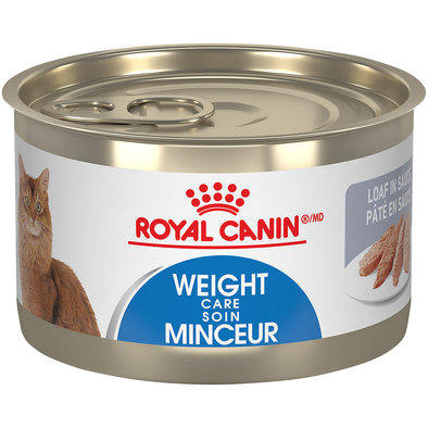 Can, Feline Adult - Weight Care Loaf In Sauce - 145 g