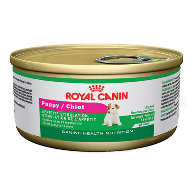 Canine Health Nutrition Puppy Loaf In Sauce Canned Puppy
