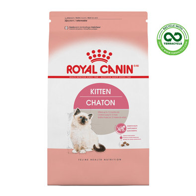 Feline Health Nutrition Kitten Dry Cat Food