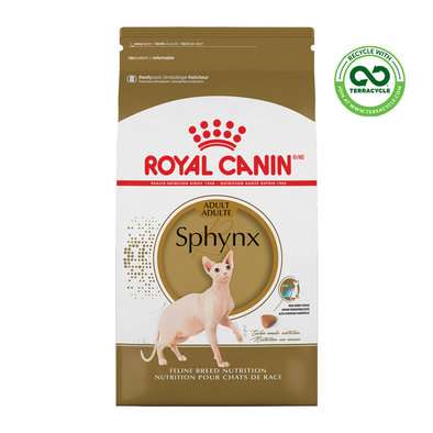 Feline Breed Nutrition Sphynx