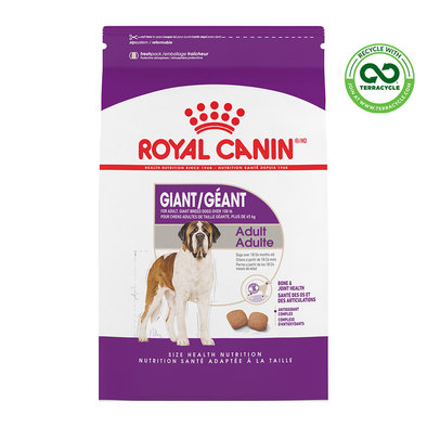 Dry Dog Food, Adult Giant - 15.9 kg