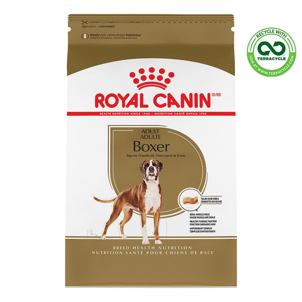 View larger image of Breed Health Nutrition Boxer Adult