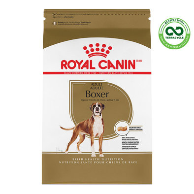 Breed Health Nutrition Boxer Adult