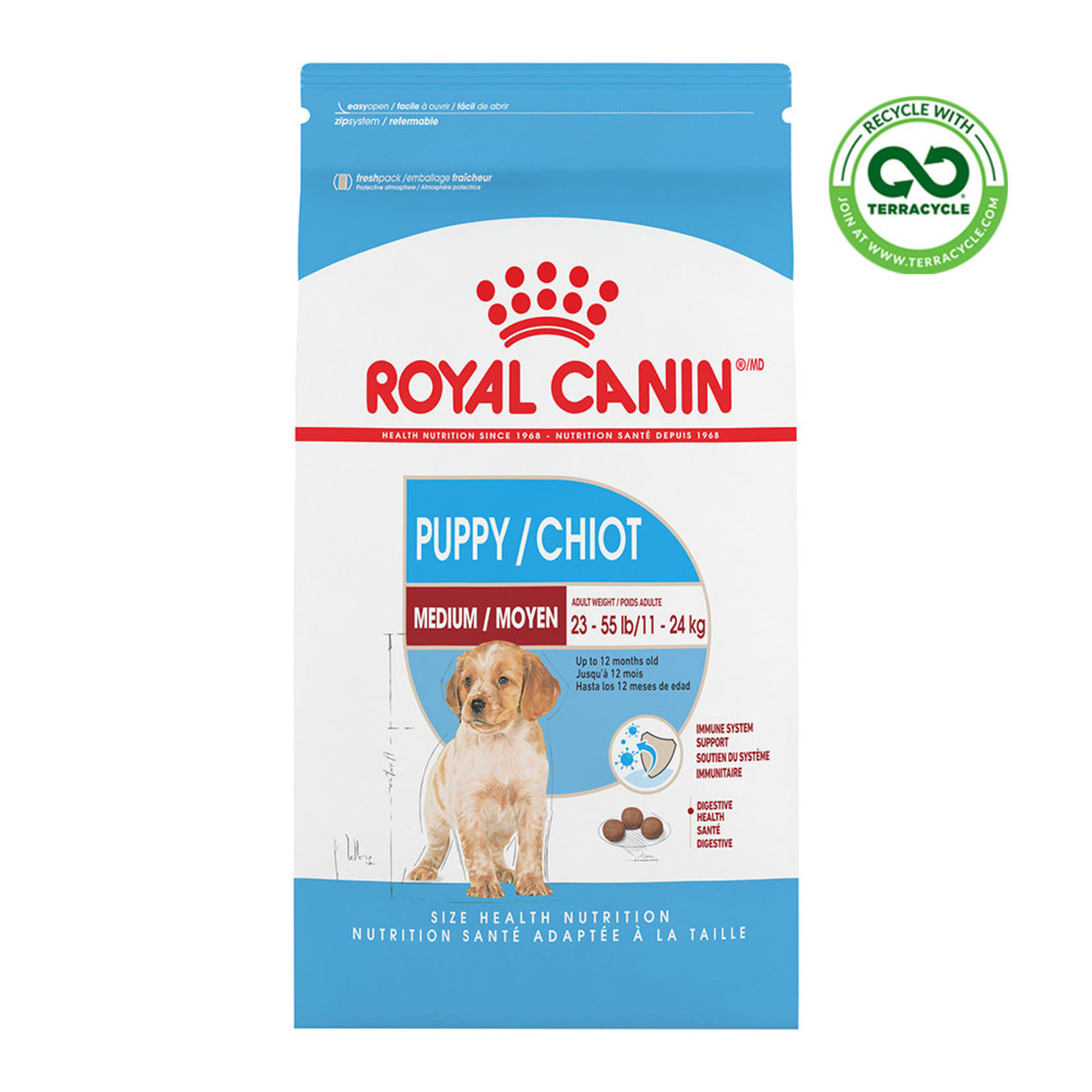 Royal Canin Dry Dog Food Breed Puppy 30 Lb Ren S Pets